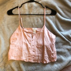 Forever 21 Pink Pajama Camisole